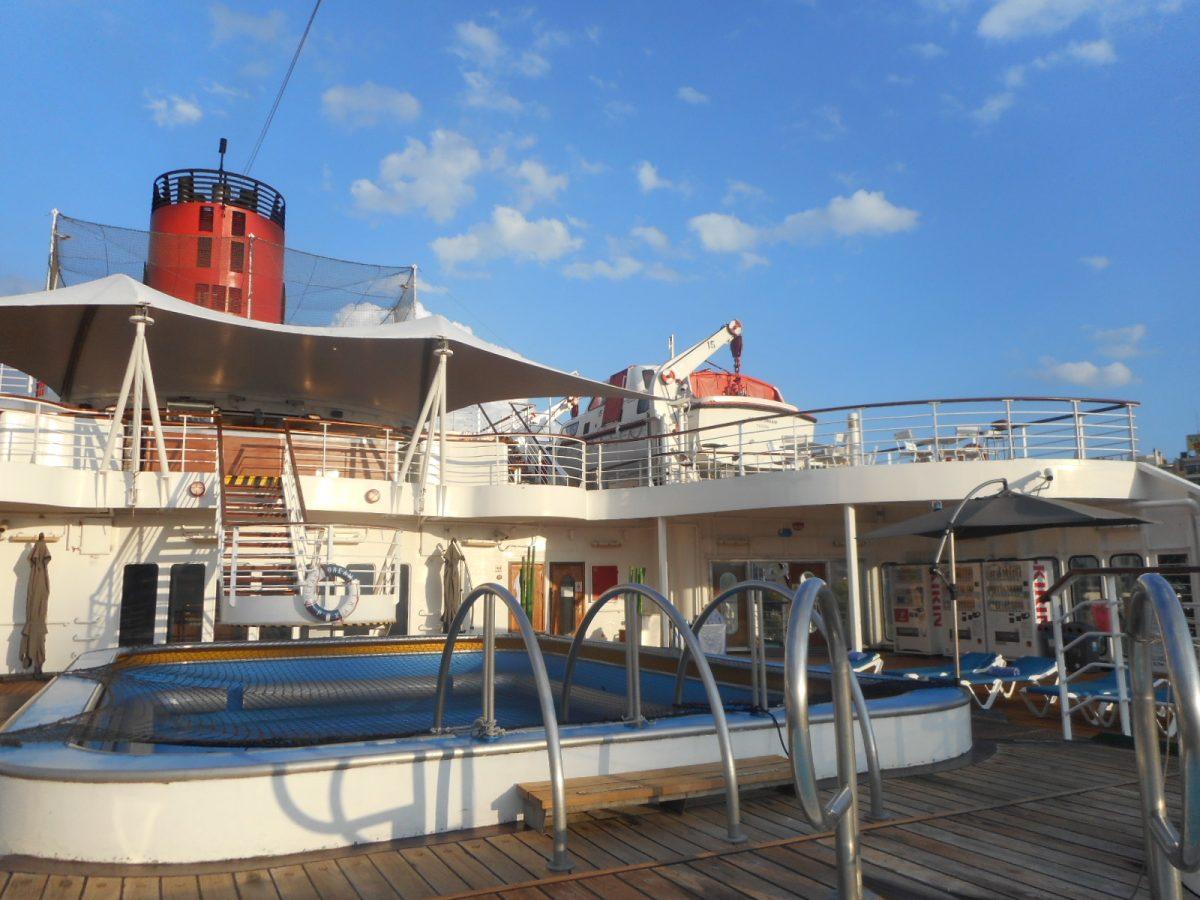 評判を無視してピースボートの船に乗ってみたら、こんな毎日だった